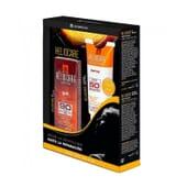 HELIOCARE PACK ULTRA GEL SPF90 50 ml + ADVANCED SPRAY SPF50 50 ml