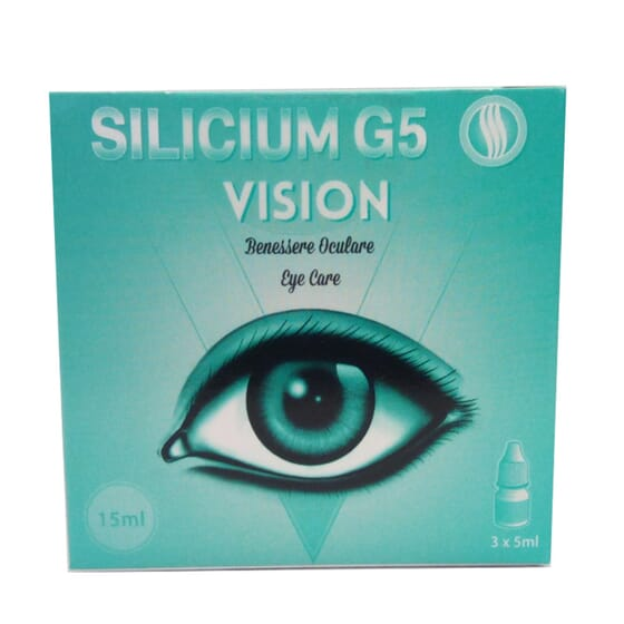 SILICIUM G5 VISION 3 Unds da Silicium España