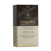MY COLOR ELIXIR N5.0 LIGHT BROWN 1Un da Apivita
