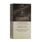 MY COLOR ELIXIR N6.0 DARK BLONDE 1Un da Apivita