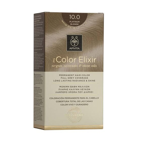 My Color Elisir N10.0 Platinum Blonde 1 Ud de Apivita