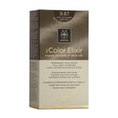 MY COLOR ELIXIR N9.87 VERY LIGHT BLONDE PEARL SAND 1Un da Apivita