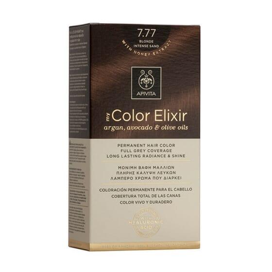 MY COLOR ELIXIR N7.77 BLONDE INTENSE SAND 1Ud de Apivita