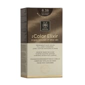 MY COLOR ELIXIR N8.38 LIGHT BLONDE GOLD PEARL 1Ud de Apivita