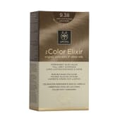 MY COLOR ELIXIR N9.38 VERY LIGHT BOLNDE GOLD PEARL 1Un da Apivita