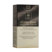 MY COLOR ELIXIR N6.18 DARK BLONDE ASH PEARL 1Un da Apivita