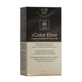 MY COLOR ELIXIR N4.20 BROWN VIOLET 1Un da Apivita