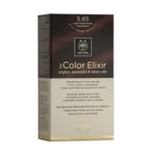 MY COLOR ELIXIR N5.65  LIGHT BROWN RED MAHOGANY 1Ud de Apivita