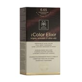 MY COLOR ELIXIR N6.65 DARK BLONDE RED MAHOGANY 1Ud de Apivita