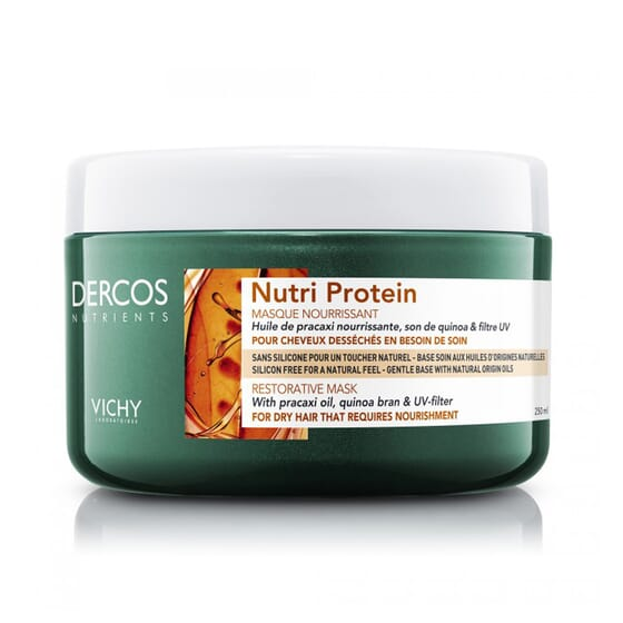 DERCOS NUTRIENTS MÁSCARA NUTRI PROTEIN 250 ml da Vichy