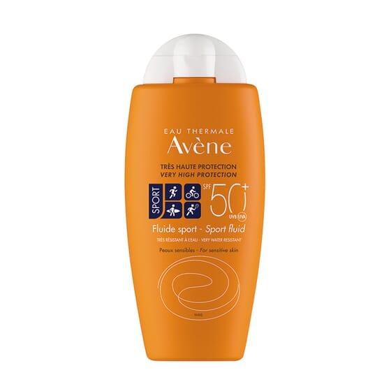 FLUIDO SPORT SOLAR SPF50+ 100 ml da Avene