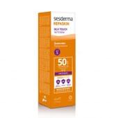 REPASKIN FOTOPROTECTOR FACIAL SPF50 TACTO SEDA 50 ml de Sesderma