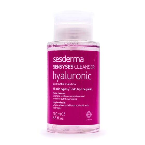 SENSYSES HYALURONIC CLEANSER 200ml de Sesderma