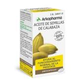 ARKOCÁPSULAS ACEITE DE SEMILLAS CALABAZA 50 Caps de Arkopharma