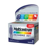 Multicentrum Hombre 50+ 30 Tabs de Multicentrum