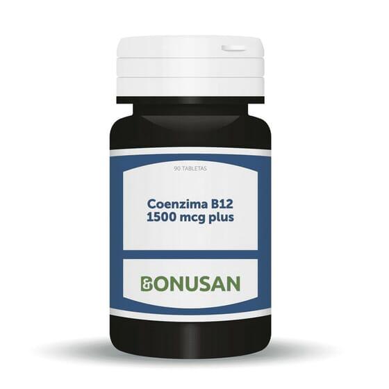 COENZIMA B12 1500MCG PLUS 90 Tabs da Bonusan.