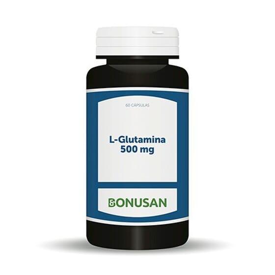 L-GLUTAMINA 500MG 60 VCaps dq Bonusan.