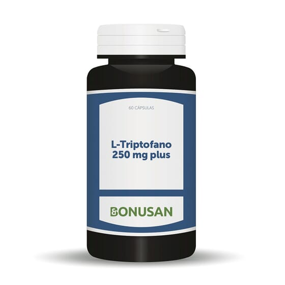 L-TRYPTOPHANE 250 mg PLUS 60 Gélules Bonusan