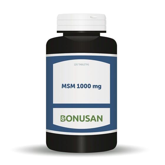 MSM 1000MG 120 Tabs da Bonusan.