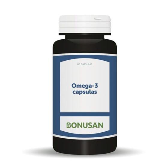 Omega-3 60 Caps de Bonusan