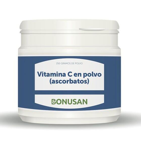 VITAMINA C EN POLVO 250g de Bonusan.