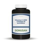 Vitamina C-1000 Complejo De Ascorbatos 200 Tabs de Bonusan