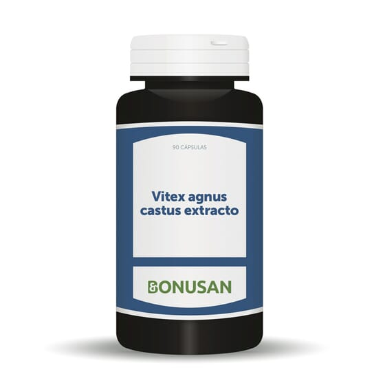 VITEX AGNUS CASTUS EXTRACTO 90 VCaps de Bonusan.