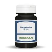 ZINCMÉTHIONINE 15 mg 90 Comprimés Bonusan