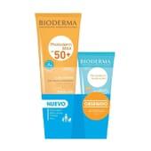 BIODERMA PHOTODERM MAX LAIT FAMILLE SPF50+ 250 ml + AFTERSUN OFFERT 100 ml
