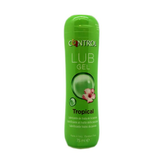 Control Lub Gel Tropical 75 ml de Control
