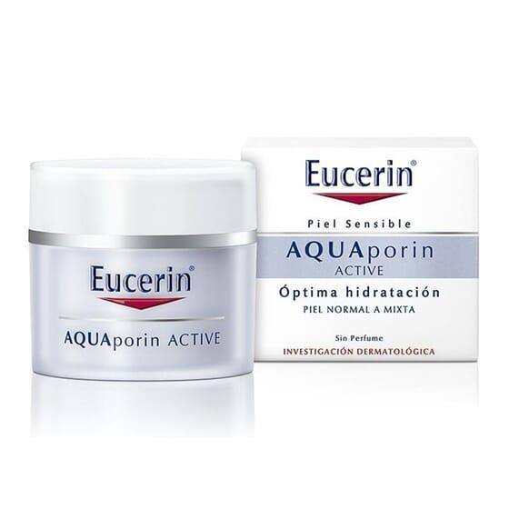EUCERIN AQUAPORIN ACTIVE PIELES MIXTAS 50ml