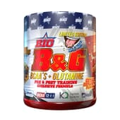 B&G BCAA 12:1:1 + GLUTAMINE 400 g Big
