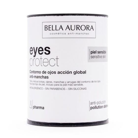 EYES PROTECT CONTORNO DE OJOS ACCIÓN GLOBAL 15 ml de Bella Aurora