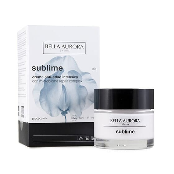 SUBLIME CREMA DE DIA ANTI-IDADE 50 ml da Bella Aurora