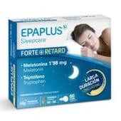 EPAPLUS SLEEPCARE FORTE RETARD MELATONINA + TRIPTÓFANO 60 Tabs