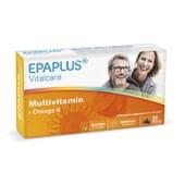 EPAPLUS VITALCARE MULTIVITAMIN ÓMEGA 6 30 Caps