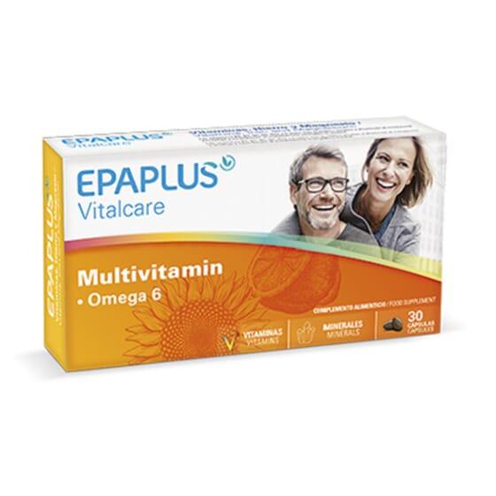 Epaplus Vitalcare Multivitamin Omega 6 30 Caps di Epaplus