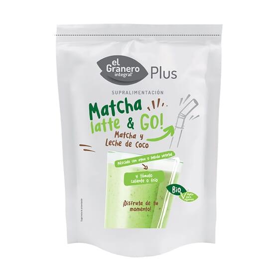 MATCHA LATTE Y GO 150 g de El Granero Integral