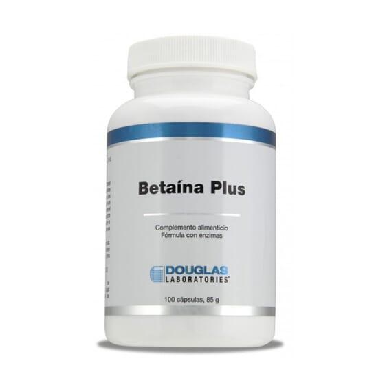 Betaína Plus 100 Vcaps da Douglas Laboratories