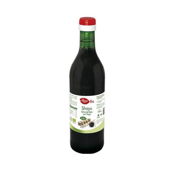 Bio Shoyu 500 ml de El Granero Integral