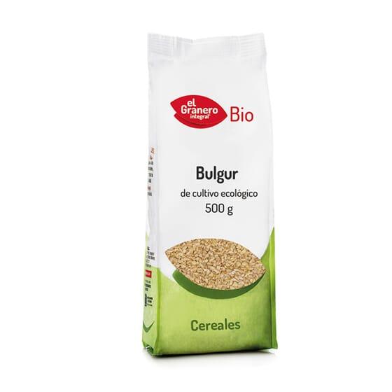 Bulgur Bio 500g de El Granero Integral
