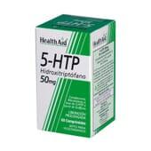 5-HTP HIDROXITRIPTÓFANO 50MG 60 Tabs da Health Aid