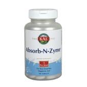 Absorb-N-Zyme 90 Tabs de KAL