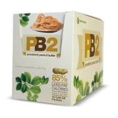 PB2 MANTEQUILLA DE CACAHUETE EN POLVO 12 Sobres de 24g - BELL PLANTATION