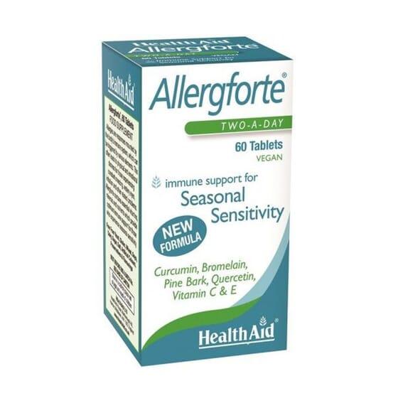 Allergforte 60 Tabs di Health Aid