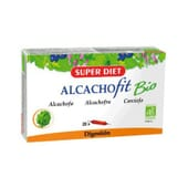 ALCACHOFIT BIO 20 Ampollas de 15ml de Super Diet.