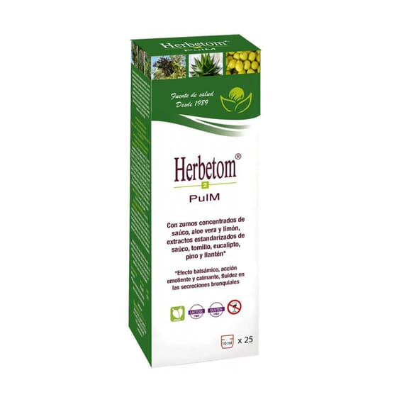Herbetom 2PM + Propolvir Spray 20 ml Gratis 500 ml de Bioserum