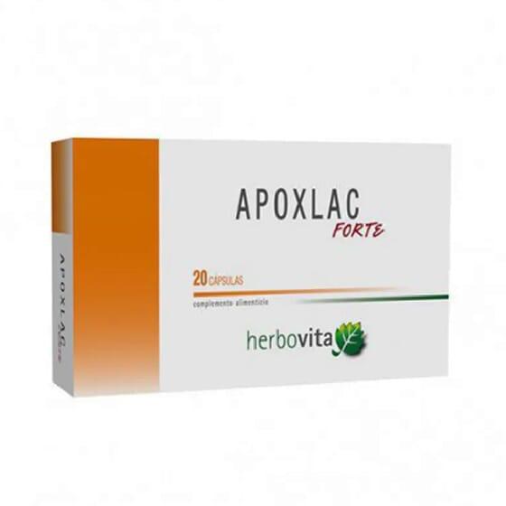 Apoxlac Forte 20 Caps de Herbovita