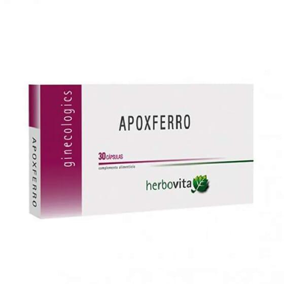 Apoxferro 30 Caps de Herbovita