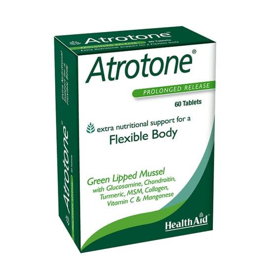 Atrotone 60 Tabs di Health Aid